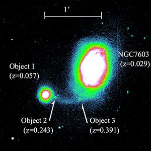 NGC 7603 and 7603B