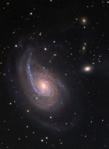 Adam Block/Mount Lemmon SkyCenter/University of Arizona
